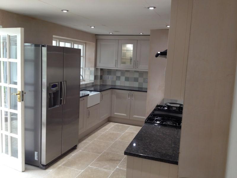 Finished cottage kitchen!