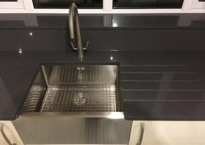 Astracast stainless steel Belfast sink