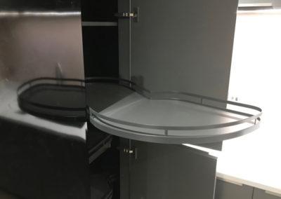 Magic corner feature