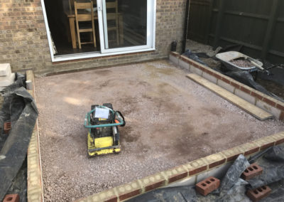 Levelling the extension